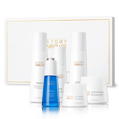 Absolute Skincare Set