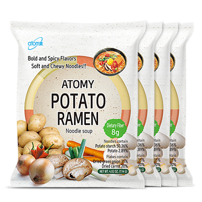 Atomy Potato Ramen
